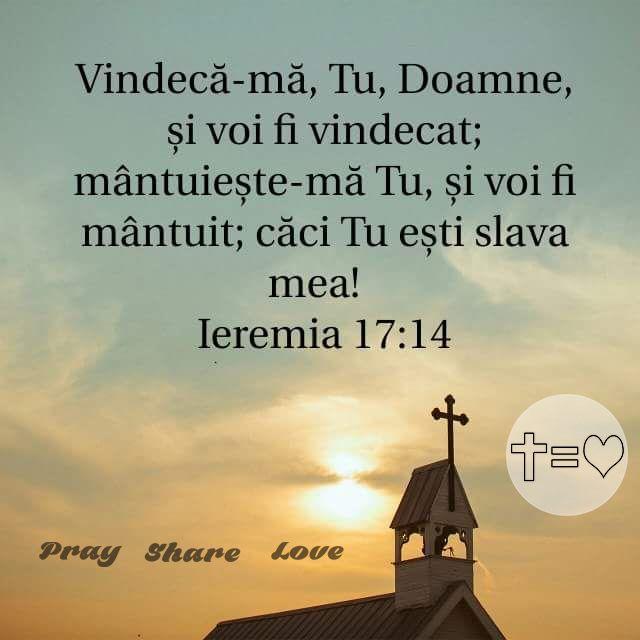 https://www.facebook.com/praysharelove/ Ai credința că Dumnezeu poate lega orice rană a  ta și te poate curăți de orice păcat! #Dumnezeu #vindecare #restaurare #mântuire