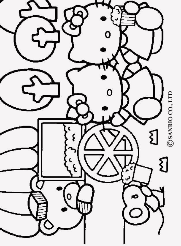 12 Coloring Pages Of Hello Kitty And Friends Hello Kitty Colouring Pages Hello Kitty Coloring Kitty Coloring