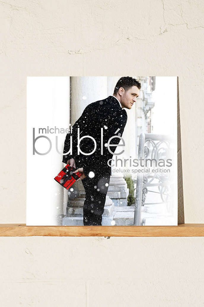 Michael Buble - Christmas Deluxe Special Edition 2XLP - Urban Outfitters