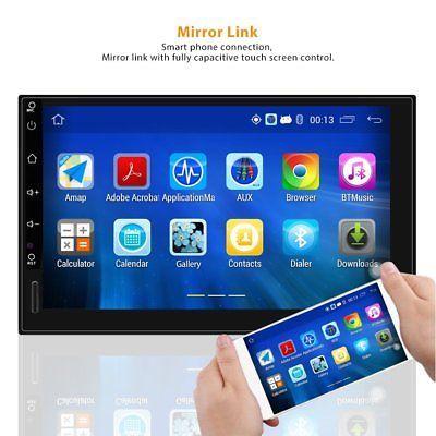 "Ebay Angebote MP3 USB FM Adapter für Autoradio Android 5.1 WIFI 7"" Autoradio Car Stereo Player 2DIN GPS SAT Nav Bluetooth:…%#Quickberater%"