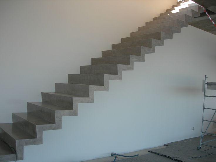 25 best ideas about escalier en beton on pinterest escaliers en b ton b ton and b ton. Black Bedroom Furniture Sets. Home Design Ideas