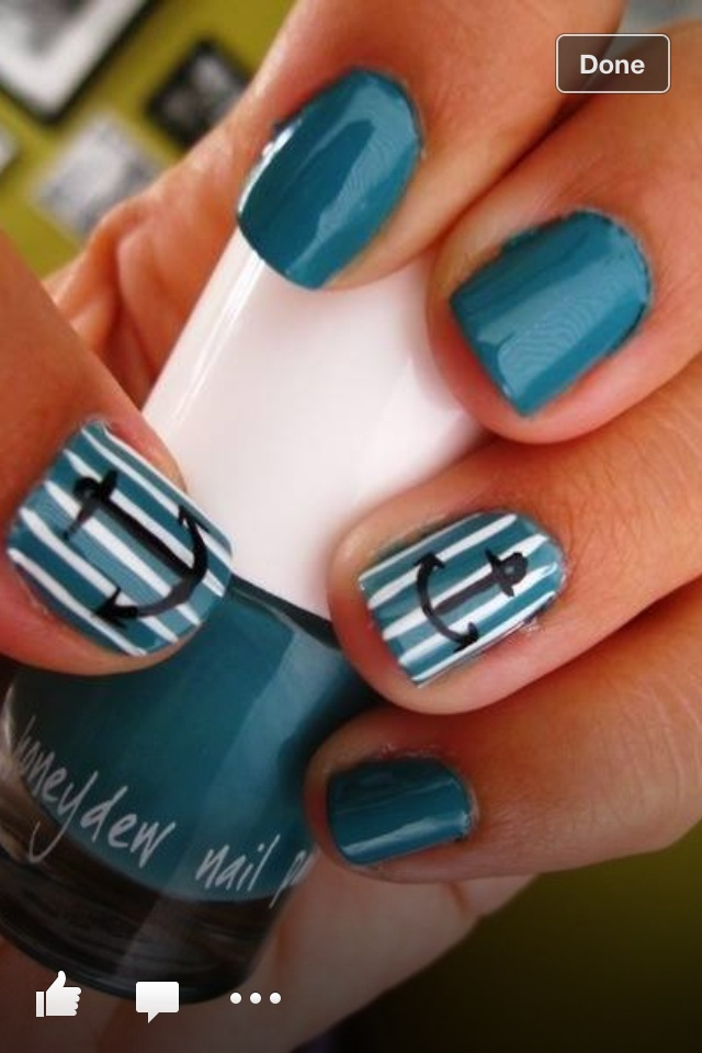 sea anchor nails