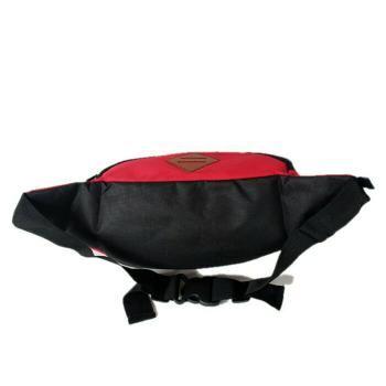 Jual Beli tas waist bag pria merah hitam terbaru termurah 728 Baru | Tas Pria Berkualitas Lainnya | Bukalapak