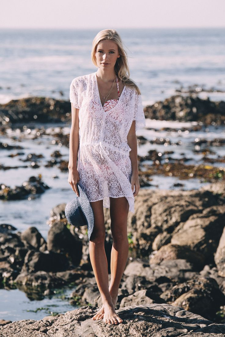 German Model, Janine Jahnke for www.goldcreatures.com - shot by Keagan Kingsley Green  Summery Beachy Lookpost Summer OOTD Cape Town Fashion Traveler Fashion Summer fashion White beach dress
