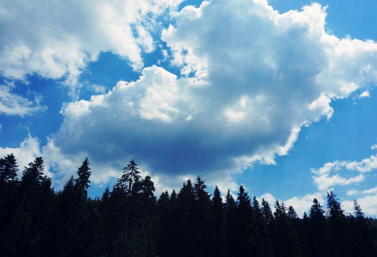 Fatti avanti, cielo blu by Andrix Green on 500px