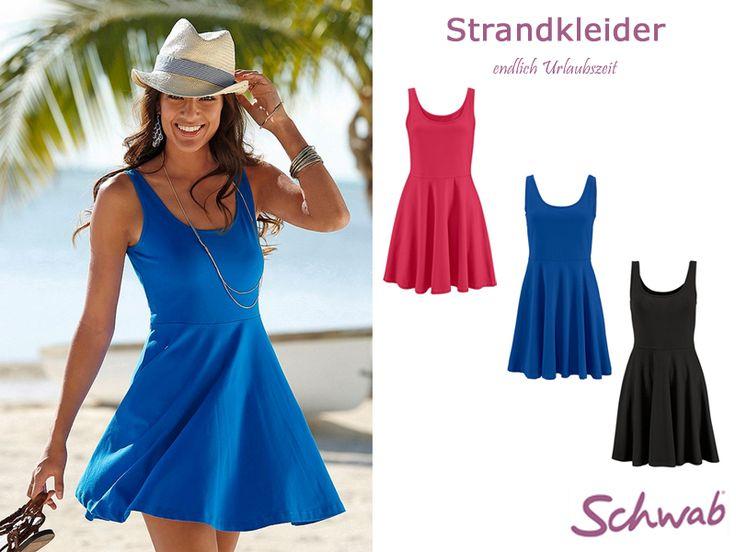 Diese hübschen #Strandkleider machen die Urlaubszeit noch schöner!