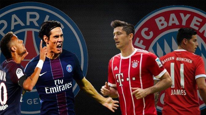 Link Sopcast Bayern Munich Vs Paris Sg 21 7 2018 Sẽ Co Sự Bung Nổ Từ Khan đai Khi Bayern Munchen Va Psg Gặp Nhau Tại San Vận động Worthersee St Psg Euro Munich