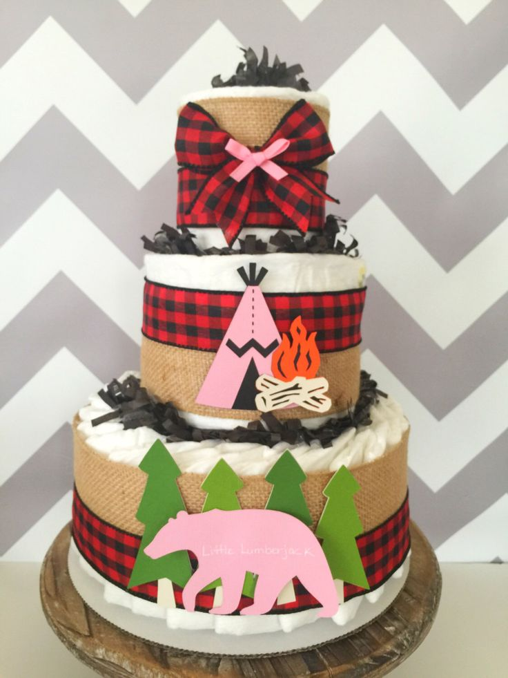 1000 Images About Little Lumberjack Baby Shower On