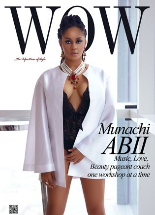 Nigerian rapper, Munachi Abii oozes sex appeal as she graces the latest cover of WOW Magazine. In the interview, the former beauty que...
