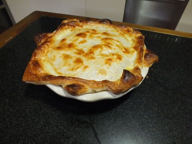 Picture of Chicken Leftovers Pie