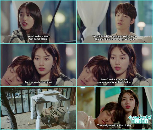 joon young last moments with noh eul - Uncontrollably Fond - Episode 20 Review…
