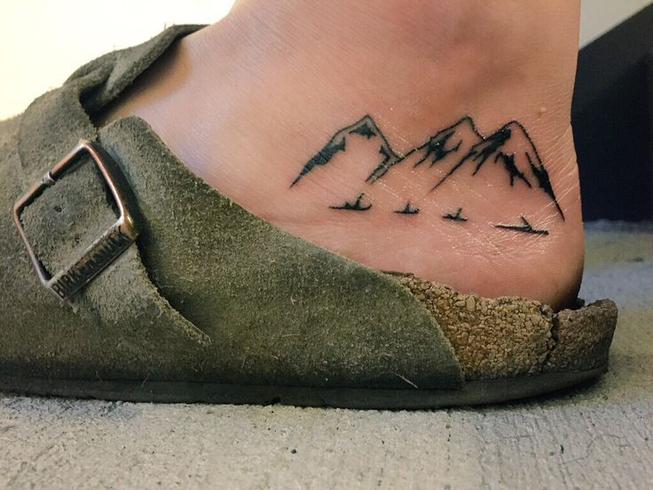 Love the simplicity but meaning behind this tattoo!