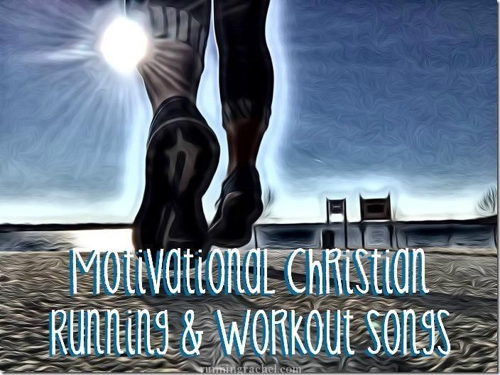 running playlist - positive, inspirational Christian artists to add to your running and workout playlist