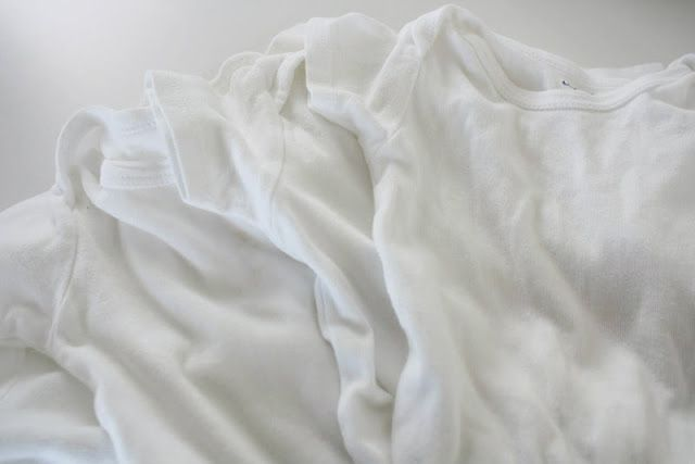 Laundry tip: how to get your clothes white.  Really.