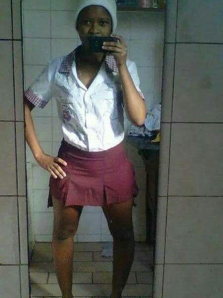 School selfie
