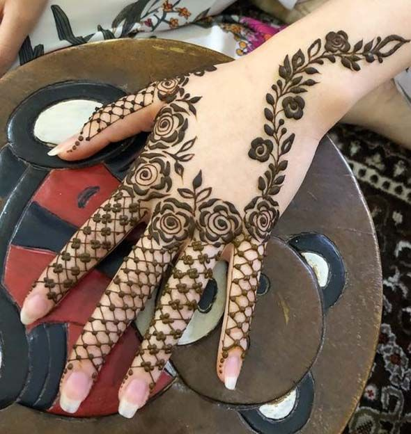 Stylish And Unique Mehndi Designs 2019 Unique Mehndi