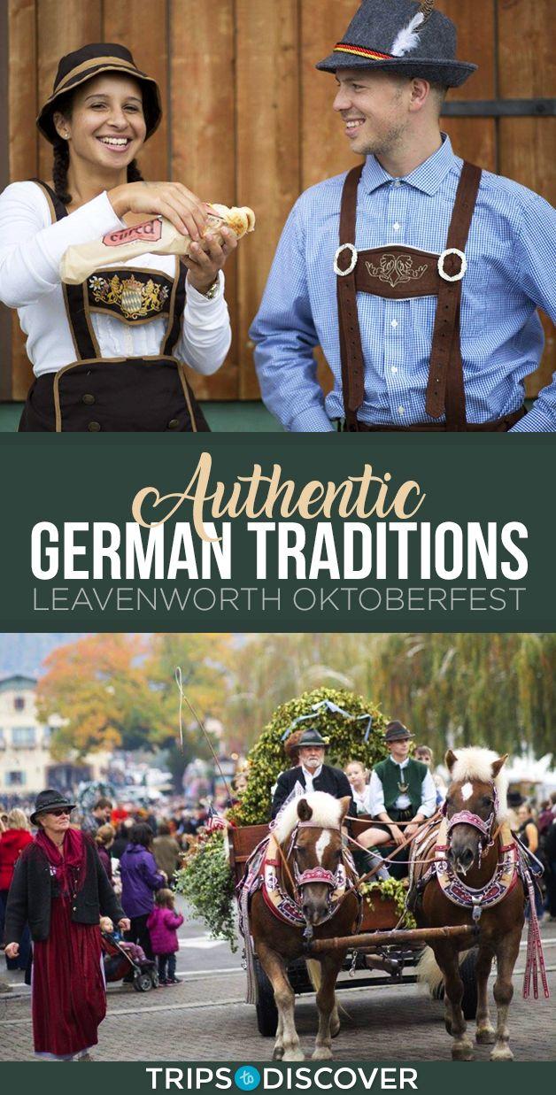 Feiern Sie Authentische Deutsche Traditionen Auf Dem