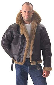 17 Best Images About Bomber Jackets Sheepskin Jacket On