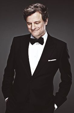 ,Oh Mr. Darcy! Looking good in a tux