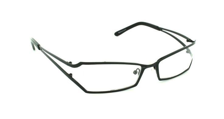 Unas gafas de metal que parecen talladas de una pieza. Octantits es única por su diseño y por su acabado.