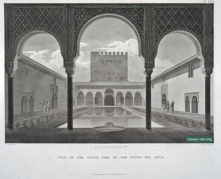The Alhamra at Granada