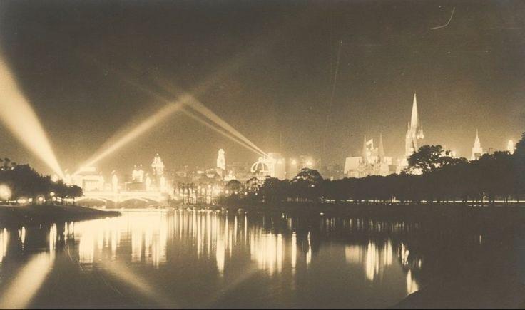 Melbourne 1934