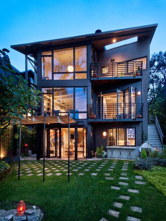 71 Contemporary Exterior Design Photos: Best 20+ Contemporary Home Exteriors Ideas On Pinterest