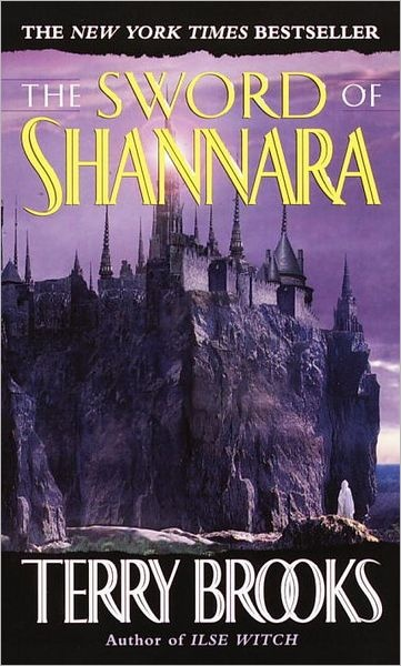 ✔️The Sword of Shannara by Terry Brooks. Another classic fantasy novel. Originally published in 1977.