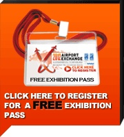 Register for a free exhibition pass to Airport Exchange and visit Airport Cluster Finland at stand 31