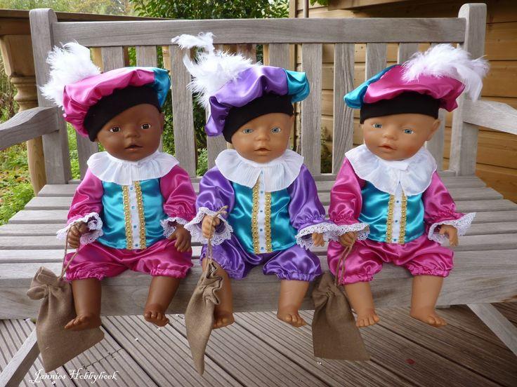 Jannies Hobbyhoek: Fijn Sinterklaasfeest!