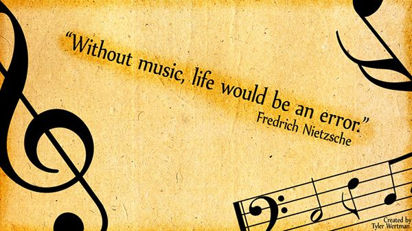 Famous Musicians | ... With Music After Looking At These 29 Famous Music Quotes - SloDive