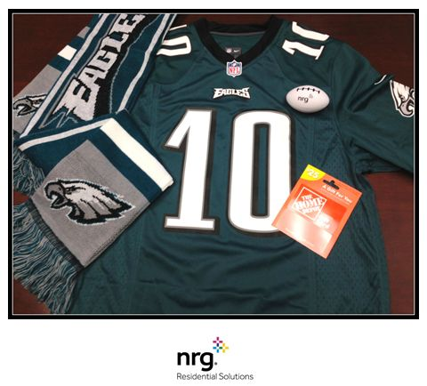 Winterize your Home, Tips from NRG Energy plus Phila Eagles giveaway