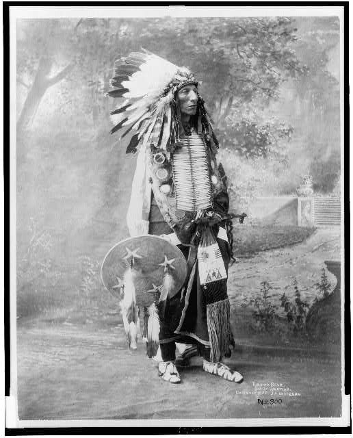 Turning Bear, Sioux warrior