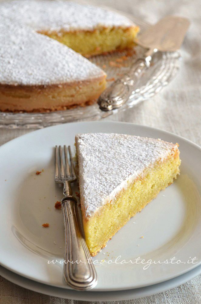 250 Caprese al limone - Ricetta (Salvatore De Riso)