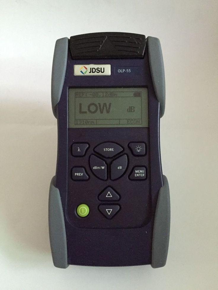[JDSU OLP-55] Optical Power Meter (BN2277/03) #JDSU