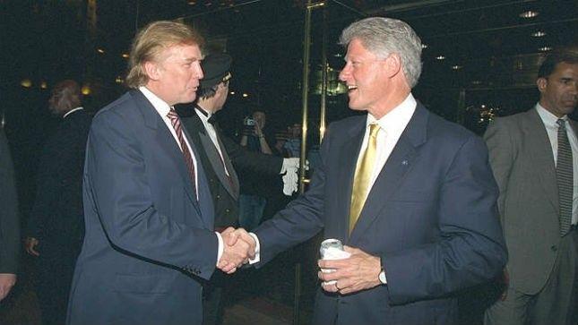 Bill Clinton girlfriends | New photos emerge of Trump, Bill Clinton | TheHill