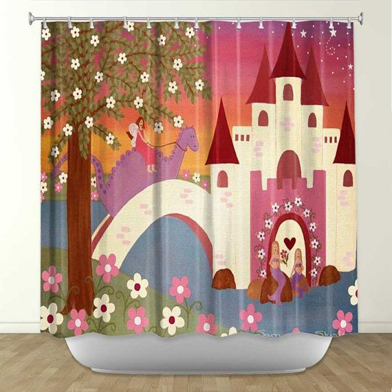 Artistic Shower Curtains By DiaNoche DianocheDesignsDecor 8900