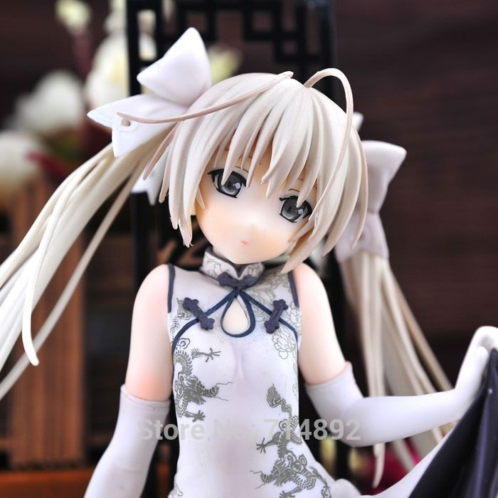 "39.80$  Buy now - http://ali3n3.shopchina.info/go.php?t=2043870603 - ""Yosuga no Sora action figure Kasugano Sora 1/7 scale PVC figure 8"""" Japan anime sex girl doll free shipping""  #buyininternet"