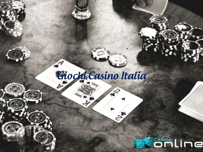 Aggiorna il tuo elenco di giochi da casinò italiani con noi. #giochicasinoitalia