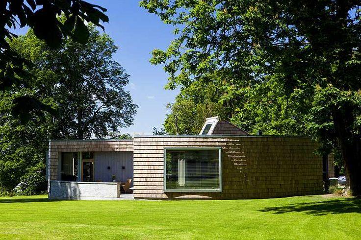Friis & Moltke - Projekter - Enfamiliehus, Palsgaard Gods