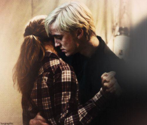 I always 100% shipped Draco and Hermione. I knew it.