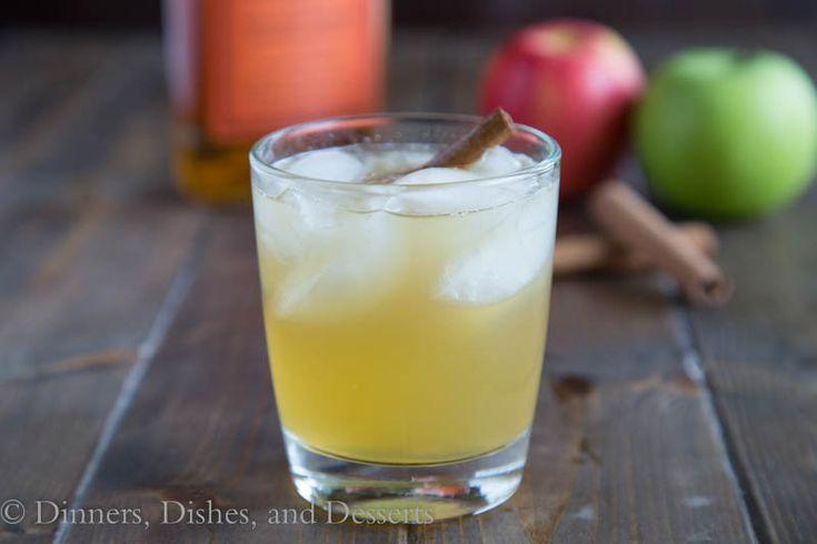 ... Beverages on Pinterest | Homemade apple cider, Apple cider and Bourbon
