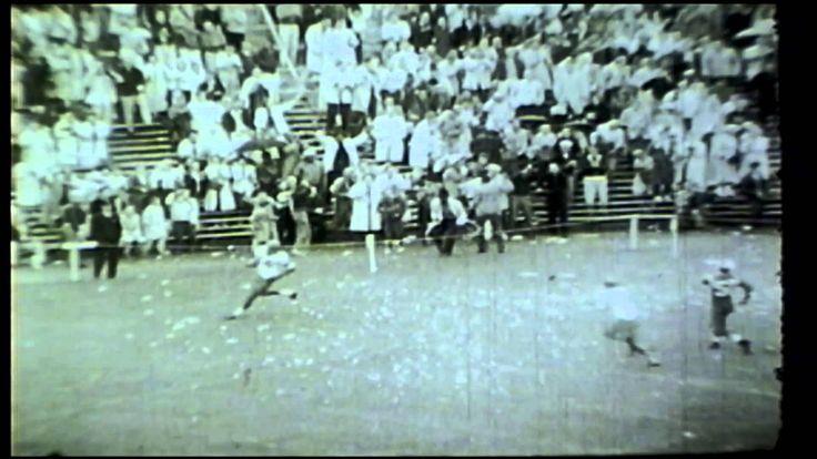 A Tribute to Ernie Davis - Syracuse Football - YouTube