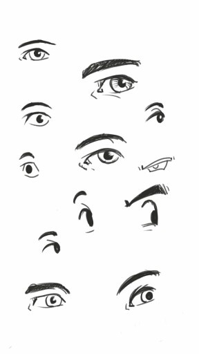 how to draw a friy
