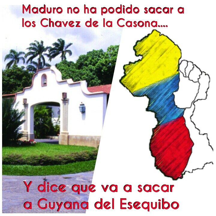 #guyana #esequibo #lasmemtirasdemaduro #hechoensocialismo #socialismodelsigloxxi #nichavezvivenimadurosirve