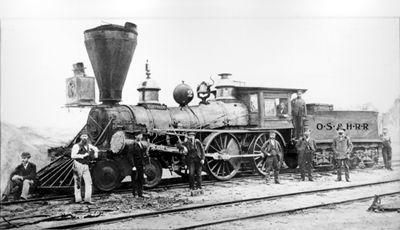 Railway History - The Canadian Encyclopedia