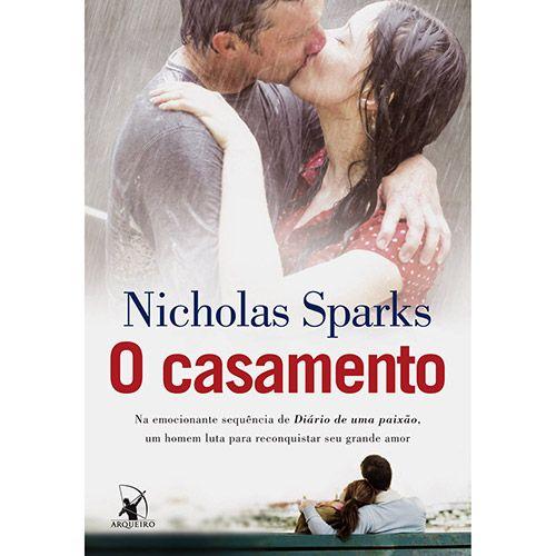 O casamento de Nicholas Sparks