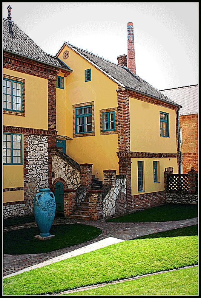 Zsolnay Kulturális Negyed, Pécs, Hungary