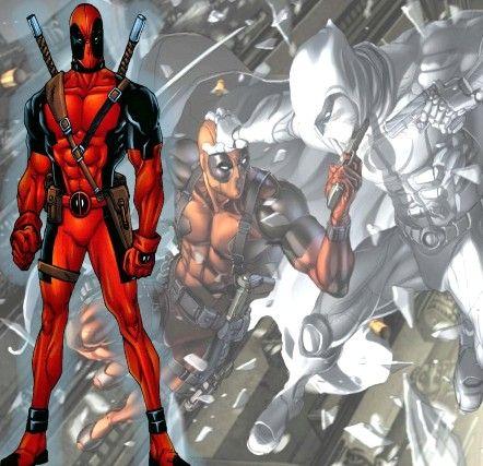 °°Deadpool (Wade Wilson) - Marvel Universe Wiki: The definitive online source for Marvel super hero bios.