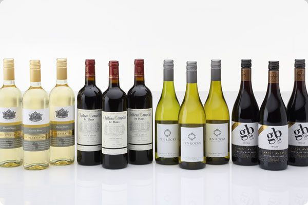 £96.00. 12 Bottle Mixed Wines Case. A Premium Mixed Case from a Selection of Countries